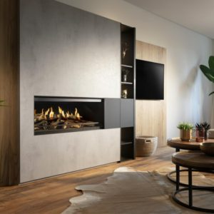 Wall-Mounted Electric Fires